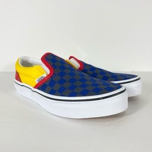Vans Classic Slip-On OTW Checkerboard Sneakers